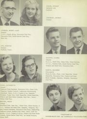 Page 13, 1959 Edition, Clinton High School - Old Gold and Black Yearbook (Clinton, IN) online yearbook collection