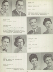 Page 14, 1959 Edition, Clinton High School - Old Gold and Black Yearbook (Clinton, IN) online yearbook collection