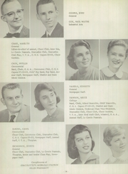 Page 16, 1959 Edition, Clinton High School - Old Gold and Black Yearbook (Clinton, IN) online yearbook collection