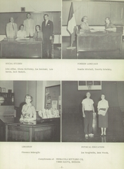 Page 7, 1959 Edition, Clinton High School - Old Gold and Black Yearbook (Clinton, IN) online yearbook collection