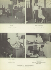 Page 9, 1959 Edition, Clinton High School - Old Gold and Black Yearbook (Clinton, IN) online yearbook collection
