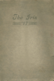 Page 1, 1917 Edition, Cowan High School - Iris Yearbook (Cowan, IN) online yearbook collection