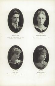 Page 14, 1917 Edition, Cowan High School - Iris Yearbook (Cowan, IN) online yearbook collection