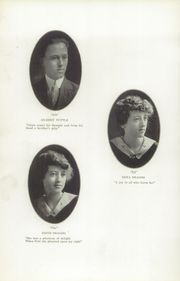 Page 16, 1917 Edition, Cowan High School - Iris Yearbook (Cowan, IN) online yearbook collection