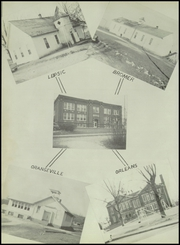 Page 14, 1956 Edition, Orleans High School - Orleana Yearbook (Orleans, IN) online yearbook collection
