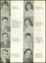Page 16, 1956 Edition, Orleans High School - Orleana Yearbook (Orleans, IN) online yearbook collection