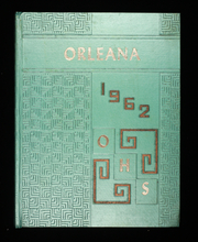 Page 1, 1962 Edition, Orleans High School - Orleana Yearbook (Orleans, IN) online yearbook collection