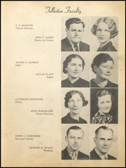 Page 17, 1938 Edition, Tolleston High School - Pioneer Yearbook (Gary, IN) online yearbook collection