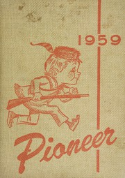 Page 1, 1959 Edition, Tolleston High School - Pioneer Yearbook (Gary, IN) online yearbook collection