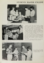 Page 16, 1959 Edition, Tolleston High School - Pioneer Yearbook (Gary, IN) online yearbook collection