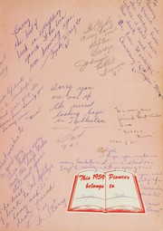 Page 3, 1959 Edition, Tolleston High School - Pioneer Yearbook (Gary, IN) online yearbook collection