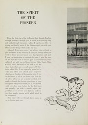 Page 6, 1959 Edition, Tolleston High School - Pioneer Yearbook (Gary, IN) online yearbook collection