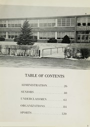 Page 7, 1959 Edition, Tolleston High School - Pioneer Yearbook (Gary, IN) online yearbook collection
