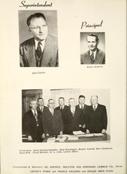 Page 10, 1952 Edition, Adams Central High School - Cen Trails Yearbook (Monroe, IN) online yearbook collection