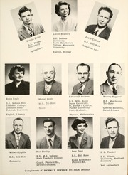 Page 11, 1952 Edition, Adams Central High School - Cen Trails Yearbook (Monroe, IN) online yearbook collection