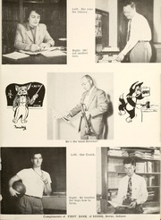 Page 13, 1952 Edition, Adams Central High School - Cen Trails Yearbook (Monroe, IN) online yearbook collection