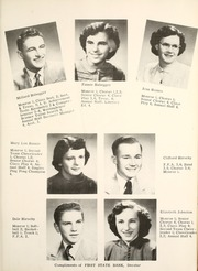 Page 17, 1952 Edition, Adams Central High School - Cen Trails Yearbook (Monroe, IN) online yearbook collection