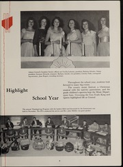Page 13, 1958 Edition, Adams Central High School - Cen Trails Yearbook (Monroe, IN) online yearbook collection