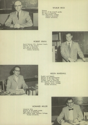 Page 14, 1955 Edition, Rossville High School - LARS Yearbook (Rossville, IN) online yearbook collection