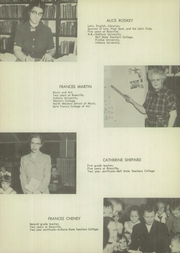 Page 16, 1955 Edition, Rossville High School - LARS Yearbook (Rossville, IN) online yearbook collection
