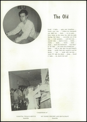 Page 16, 1959 Edition, Rossville High School - LARS Yearbook (Rossville, IN) online yearbook collection