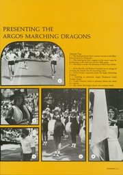 Page 17, 1982 Edition, Argos Community High School - Dragons Tale Yearbook (Argos, IN) online yearbook collection