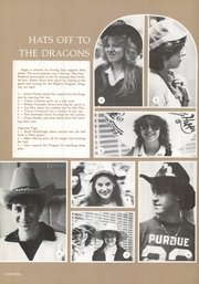 Page 6, 1982 Edition, Argos Community High School - Dragons Tale Yearbook (Argos, IN) online yearbook collection