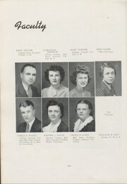 Page 12, 1945 Edition, Sheridan High School - Syllabus Yearbook (Sheridan, IN) online yearbook collection