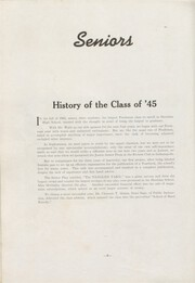 Page 14, 1945 Edition, Sheridan High School - Syllabus Yearbook (Sheridan, IN) online yearbook collection