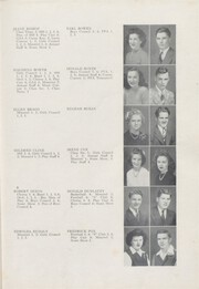 Page 15, 1945 Edition, Sheridan High School - Syllabus Yearbook (Sheridan, IN) online yearbook collection