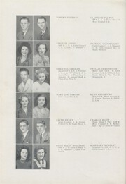 Page 16, 1945 Edition, Sheridan High School - Syllabus Yearbook (Sheridan, IN) online yearbook collection