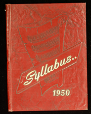 1950 Edition, Sheridan High School - Syllabus Yearbook (Sheridan, IN)