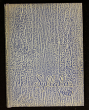 1951 Edition, Sheridan High School - Syllabus Yearbook (Sheridan, IN)