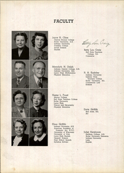 Page 12, 1951 Edition, Sheridan High School - Syllabus Yearbook (Sheridan, IN) online yearbook collection
