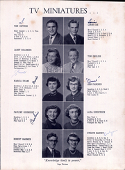 Page 17, 1952 Edition, Sheridan High School - Syllabus Yearbook (Sheridan, IN) online yearbook collection