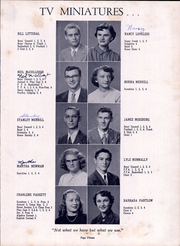 Page 19, 1952 Edition, Sheridan High School - Syllabus Yearbook (Sheridan, IN) online yearbook collection