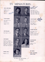 Page 21, 1952 Edition, Sheridan High School - Syllabus Yearbook (Sheridan, IN) online yearbook collection
