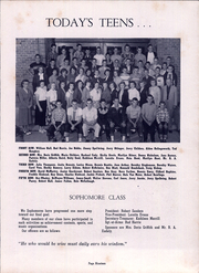 Page 23, 1952 Edition, Sheridan High School - Syllabus Yearbook (Sheridan, IN) online yearbook collection