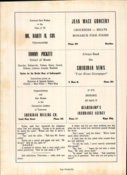 Page 80, 1952 Edition, Sheridan High School - Syllabus Yearbook (Sheridan, IN) online yearbook collection