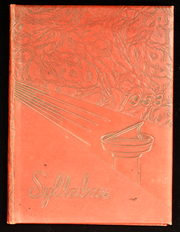 1953 Edition, Sheridan High School - Syllabus Yearbook (Sheridan, IN)