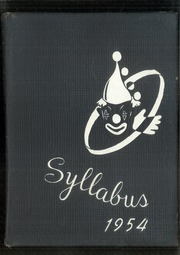1954 Edition, Sheridan High School - Syllabus Yearbook (Sheridan, IN)
