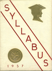 1957 Edition, Sheridan High School - Syllabus Yearbook (Sheridan, IN)