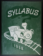 1958 Edition, Sheridan High School - Syllabus Yearbook (Sheridan, IN)