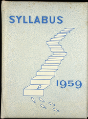1959 Edition, Sheridan High School - Syllabus Yearbook (Sheridan, IN)