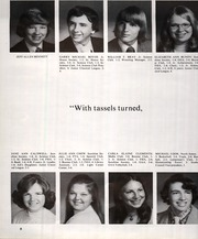 Page 10, 1974 Edition, Sheridan High School - Syllabus Yearbook (Sheridan, IN) online yearbook collection