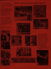 Page 13, 1975 Edition, Sheridan High School - Syllabus Yearbook (Sheridan, IN) online yearbook collection