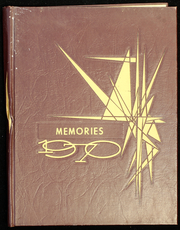 1970 Edition, Union High School - Memories Yearbook (Modoc, IN)
