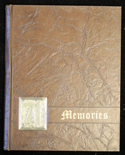 1971 Edition, Union High School - Memories Yearbook (Modoc, IN)
