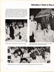 Page 10, 1971 Edition, Union High School - Memories Yearbook (Modoc, IN) online yearbook collection