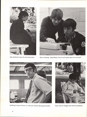 Page 12, 1971 Edition, Union High School - Memories Yearbook (Modoc, IN) online yearbook collection